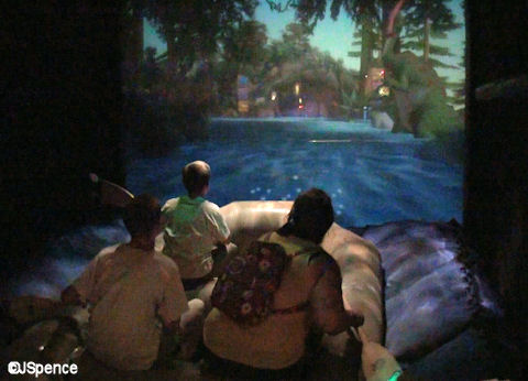 Virtual Jungle Cruise