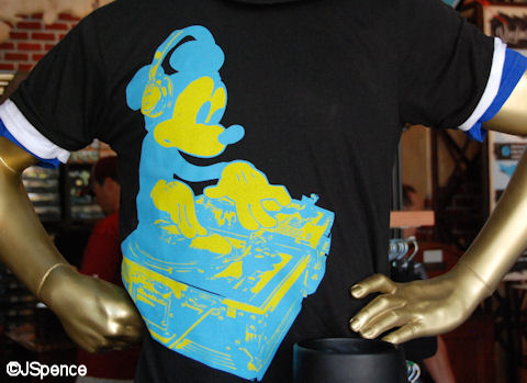 D Street T-Shirt