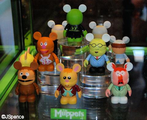 Muppet Vinylmation Line