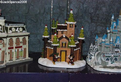 Disney Christmas Village