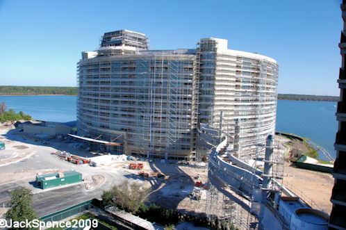 DVC Bay Lake Tower