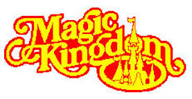 Old Magic Kingdom Logo