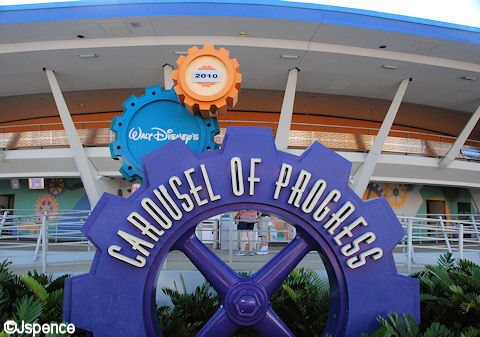 Carousel of Progress Font