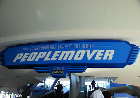 People Mover Font