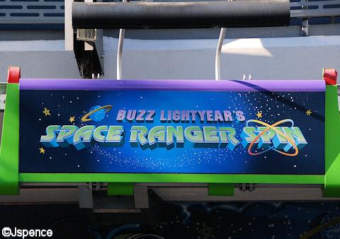 Buzz Lightyear Font