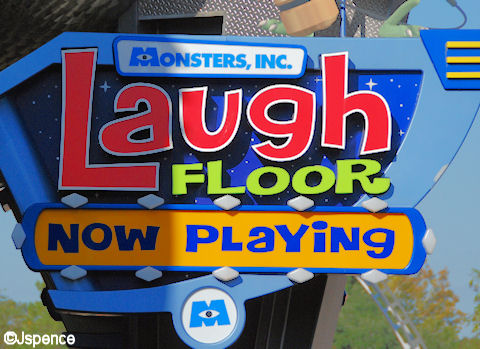 Laught Floor Font