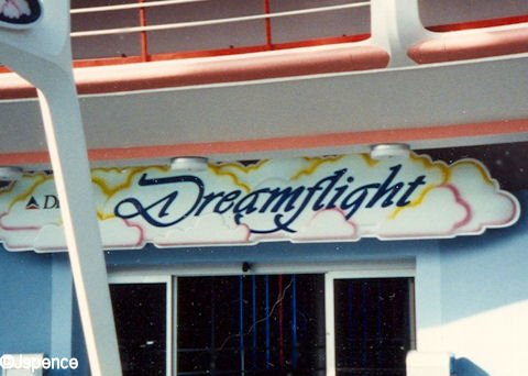 Dreamflight Font