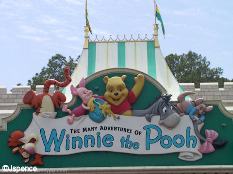 Winnie the Pooh Font