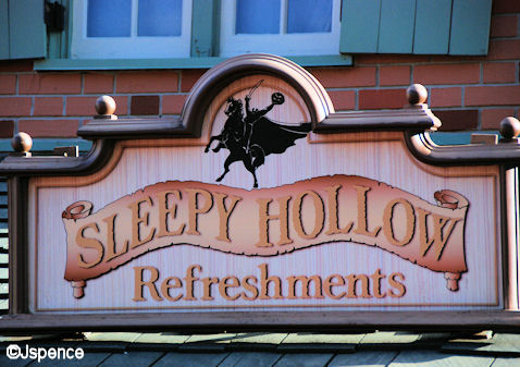 Sleepy Hollow Font
