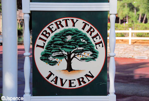 Liberty Tree Tavern Font