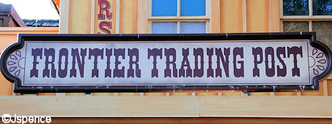 Frontier Trading Post Font