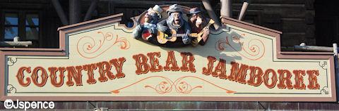 Country Bear Jamboree Font