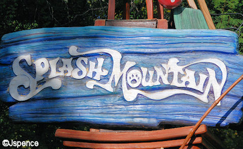Splash Mountain Font