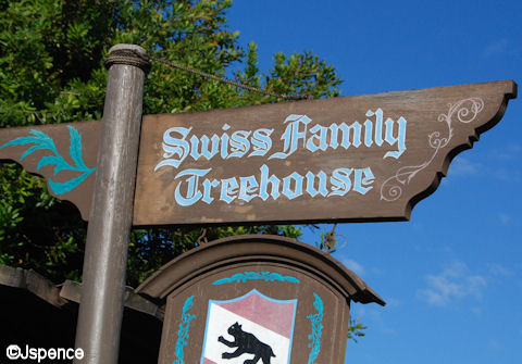 Swiss Family Treehouse Font
