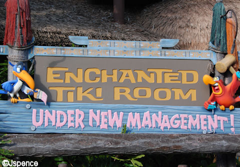 Enchanted Tiki Room Font