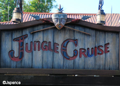 Jungle Cruise Font
