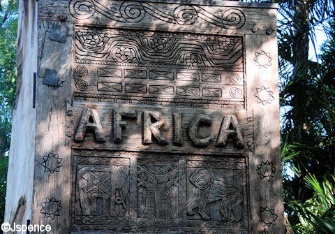 Africa Fonts