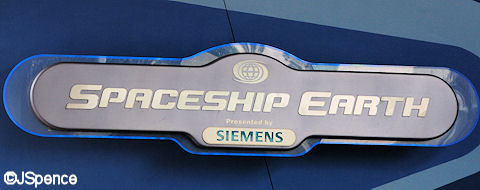 Spaceship Earth Font