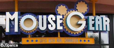 Mouse Gear Font