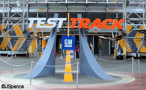 Test Track Font
