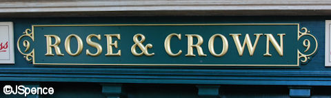 Rose & Crown Font