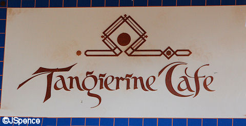 Tangierine Café Font