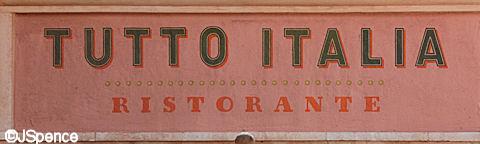 Italy Font