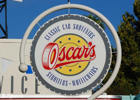 Oscar's Sign