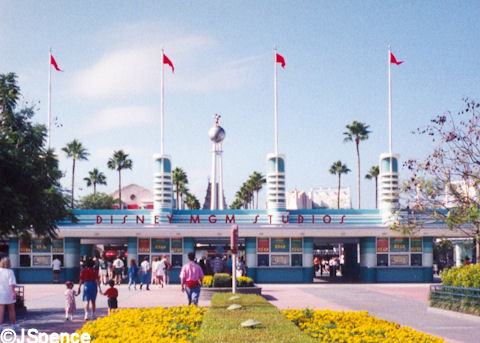 Disney/MGM Studios