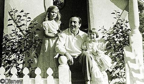 Diane, Sharon, and Walt