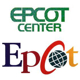 Epcot Logos