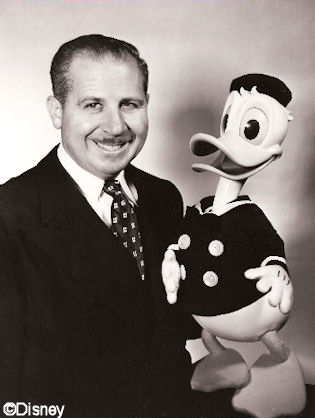 Clarence Nash and Donald Duck.jpg