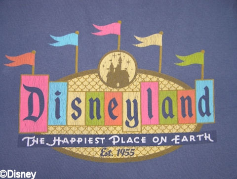 Disneyland the Happiest Place on Earth
