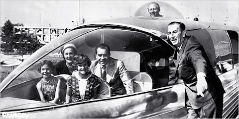 Monorail, Walt, and the Nixons