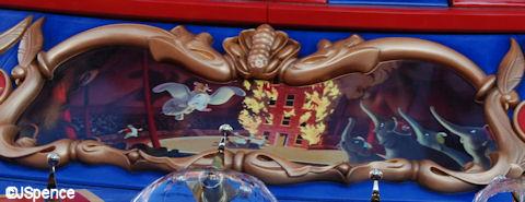 Dumbo Story Panel