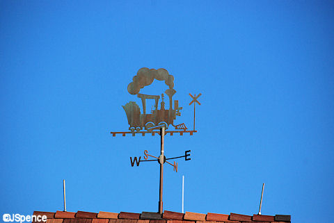 Casey Jr. Weathervane
