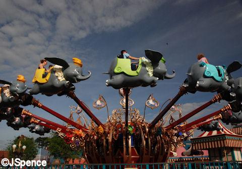 Dumbo Today