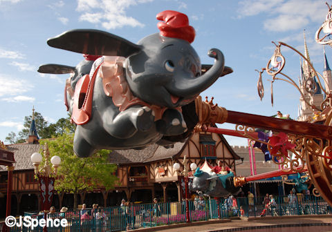 Artistic Dumbo