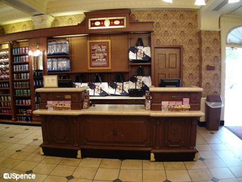 Special Merchandise Counter