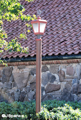 Norway Lamp Post