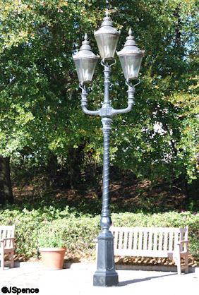 United Kingdom Lamp Post