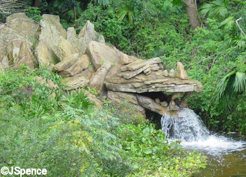 Dragon Waterfall