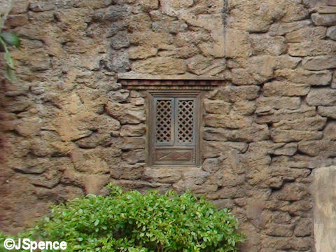 Hard Packed Earth Construction