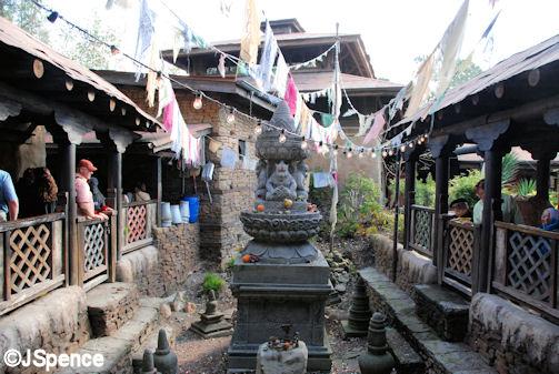 Yeti Shrine