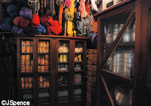Tashi's Trek and Tongba Shop