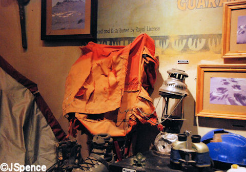 Mystery of the Lost Expedition