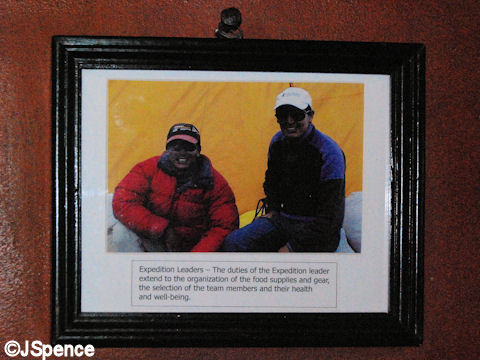 Expediton Leaders