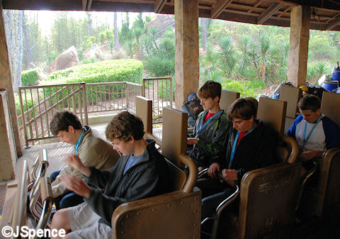 Secure in Your Seat