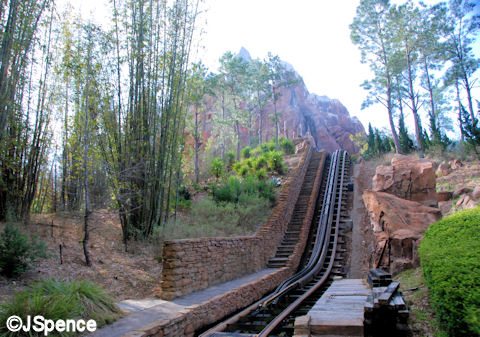 The First Incline