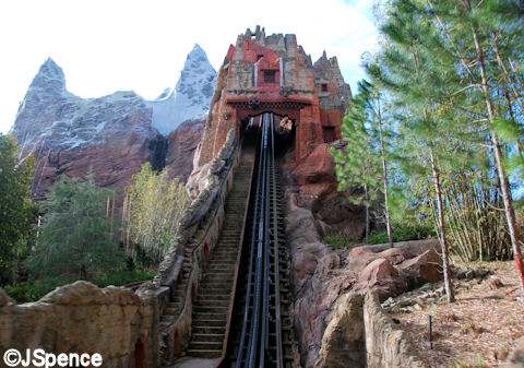 Incline to Fortress